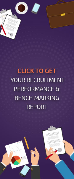 Your Recruitment Performance & Bench Marking Report