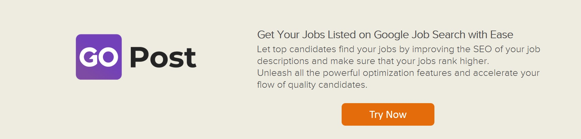 Get Your Jobs Listed on Google Job Search with Ease