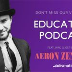 Catch Talismatic's first ever Community College podcast with Aeron Zentner